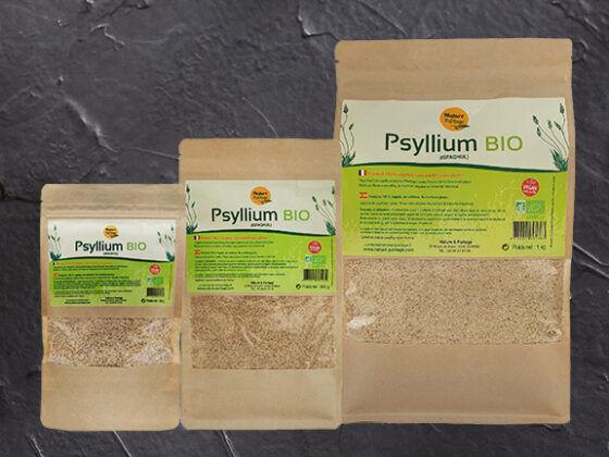 gamme psyllium blond tégument